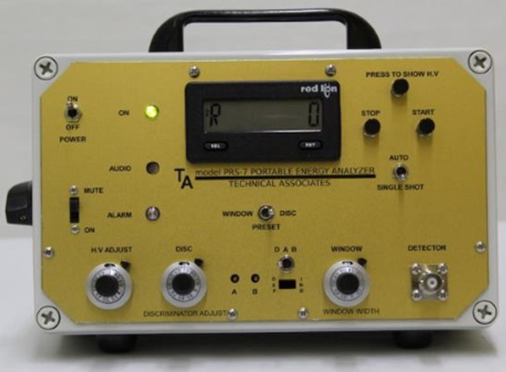 Model SF-TF-6 Electronics