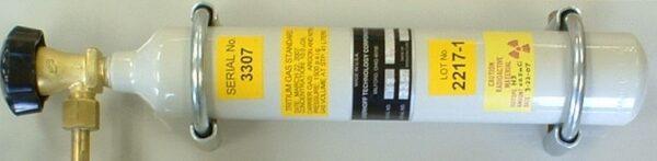 Tritium Gas Calibration Standard